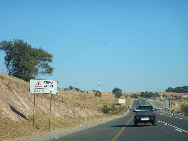 crime alert SA